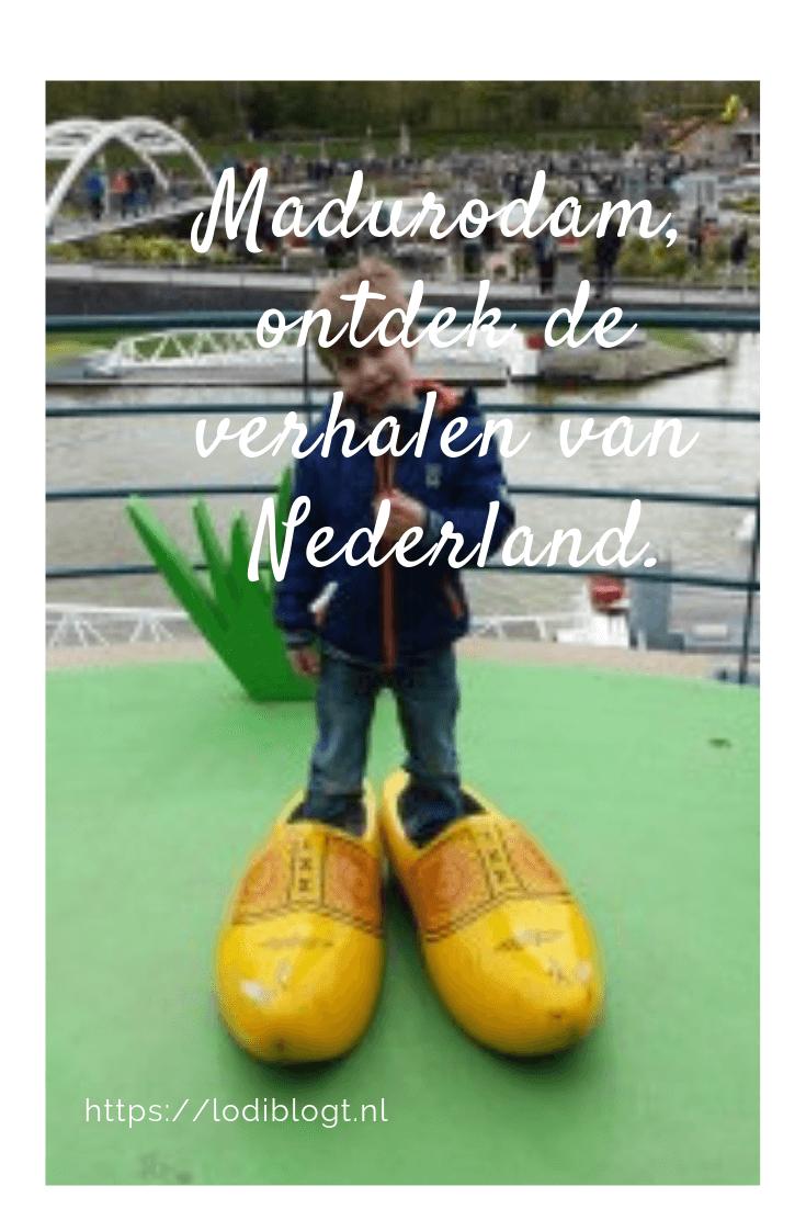 Madurodam, ontdek de verhalen van Nederland.