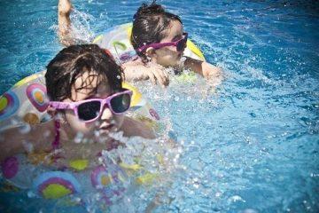 Veiligheid langs het zwembad