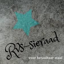 sieraad RVS