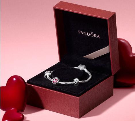 Sieraden van Pandora