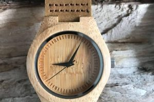 horloge creative technology