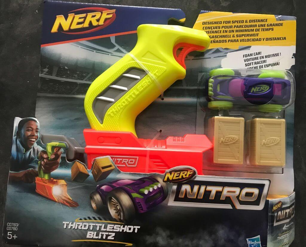 stoer Nerf Nitro Transformers