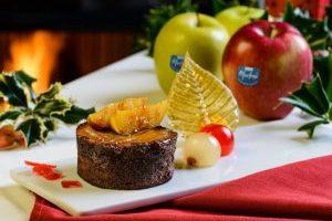 chocolade appeltaartjes