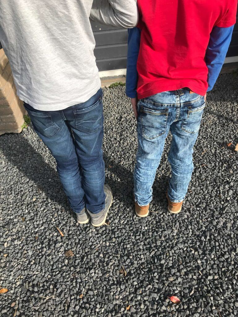 collectie kids/teen jeans centre