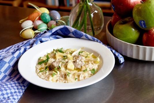 Paas brunch recepten met appel