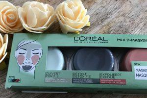 kleimaskers L'Oréal