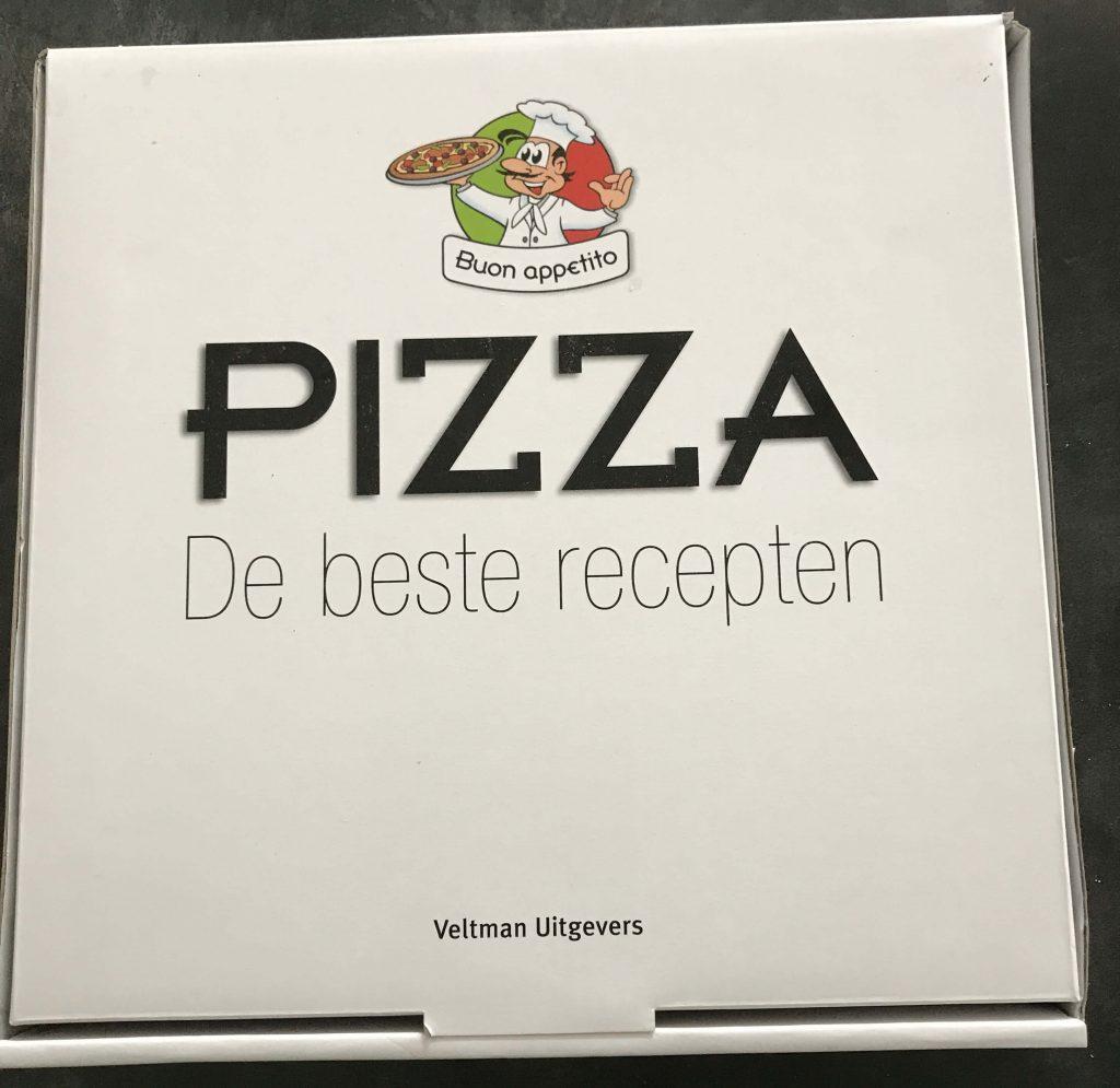 pizza recepten boek