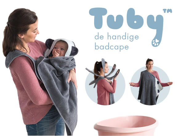 tuby badcape invented 4 kids