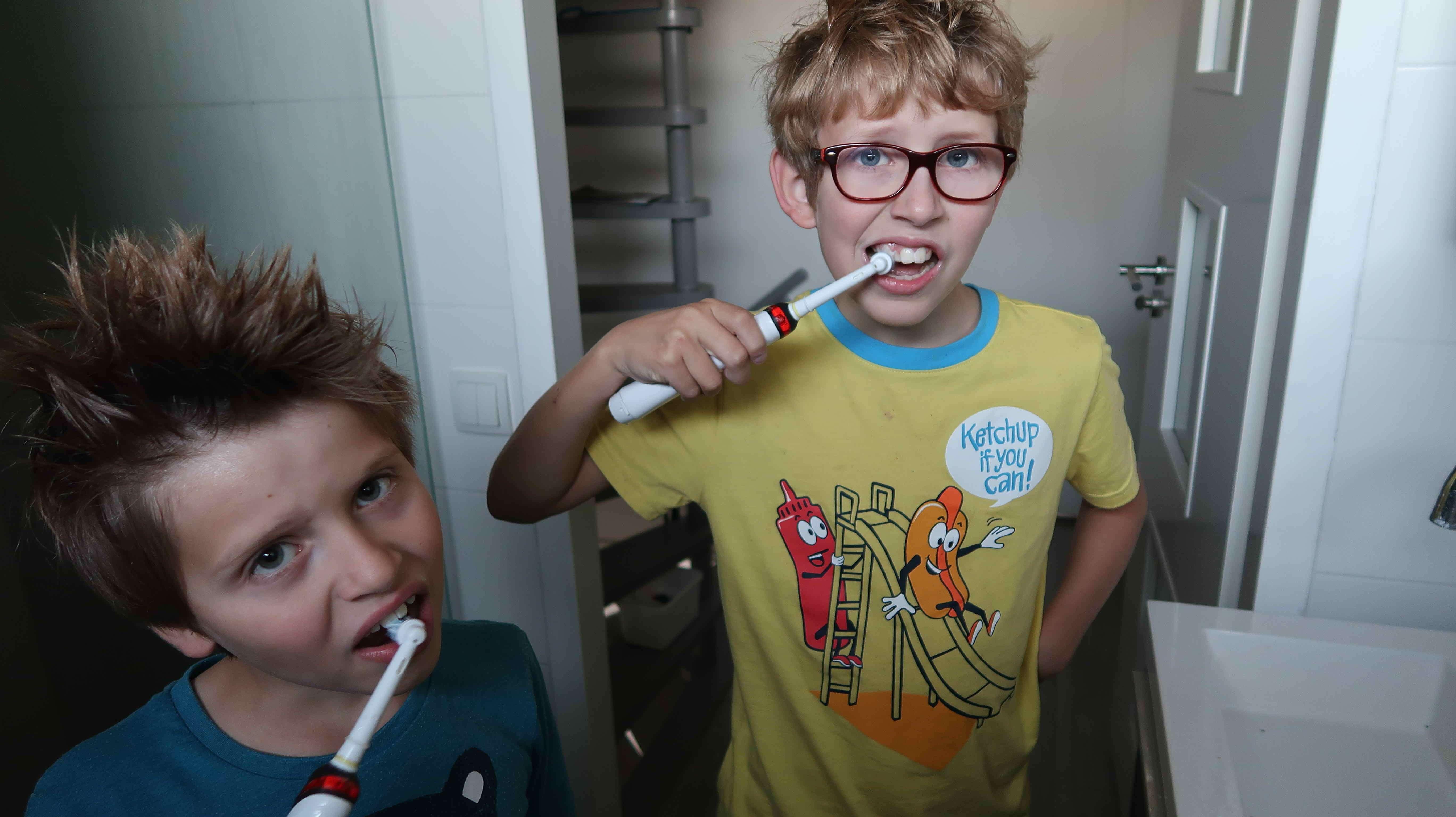 tanden poetsen tips