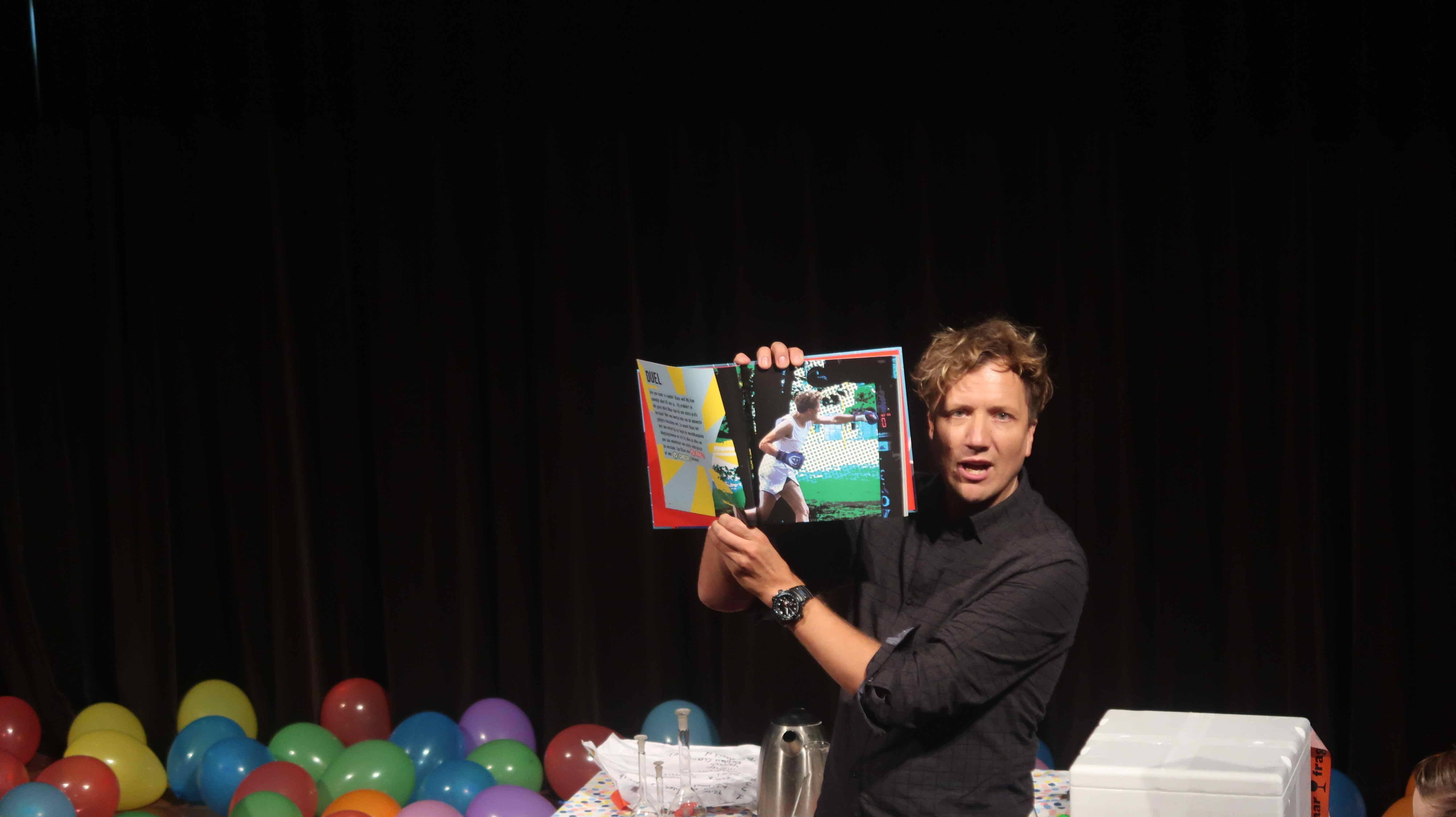 Kinderboek Klaas Kan Alles- Jij ook?