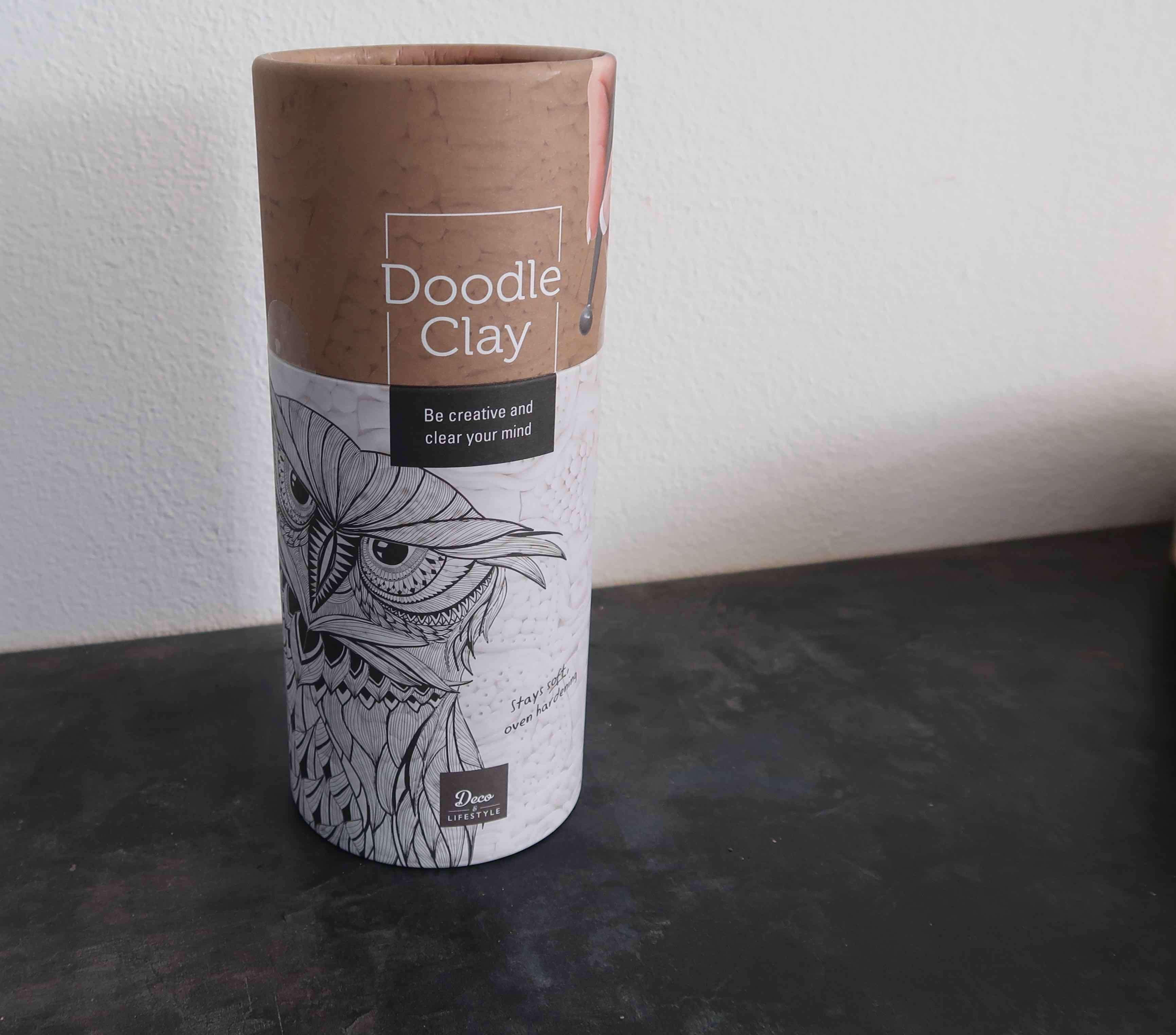 Favoriete DIY: Doodle Clay. Klei voor volwassenen + winactie ( gesloten @AS35