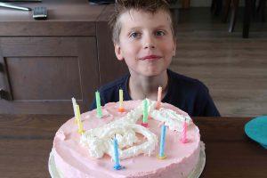 verjaardag traktatie kinderfeestje