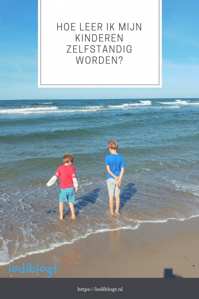 Hoe leer ik mijn kinderen zelfstandig worden? #kinderen #worden