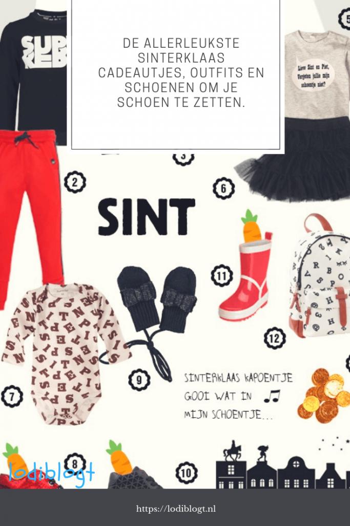 De allerleukste Sinterklaas cadeautjes, outfits en schoenen om je schoen te zetten. #kinderen #sinterklaas