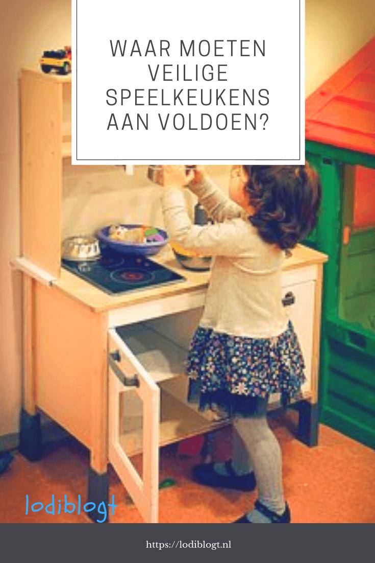Waar moeten veilige speelkeukens aan voldoen? #kinderen #Diy #buiten