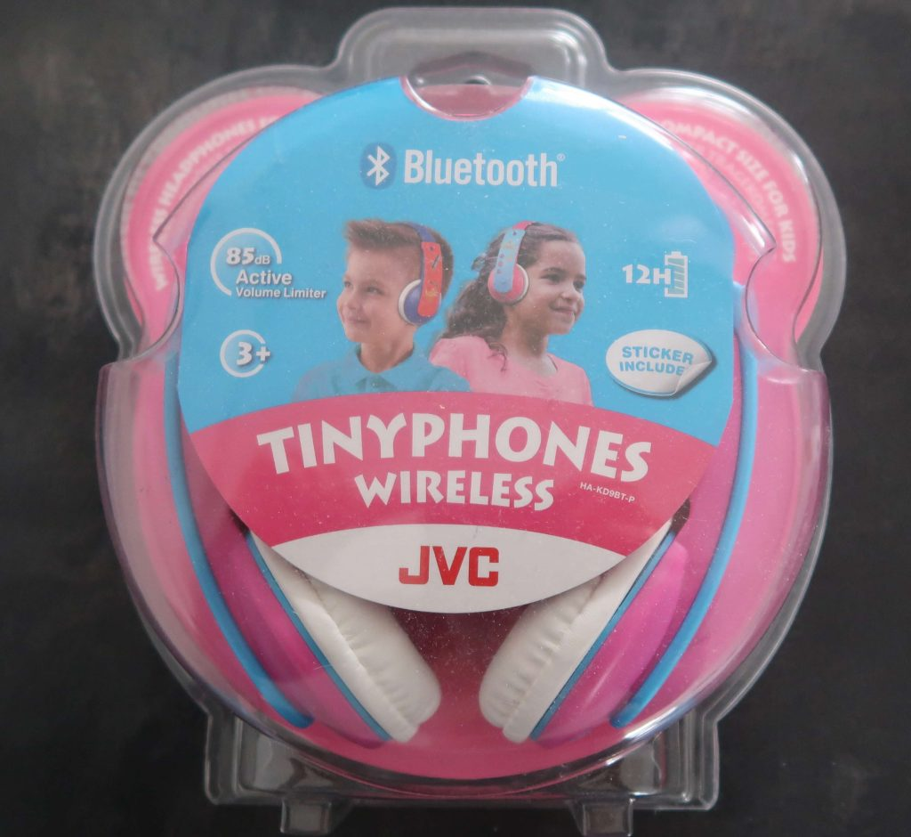kinderhoofdtelefoon JVC HA-KD9BT