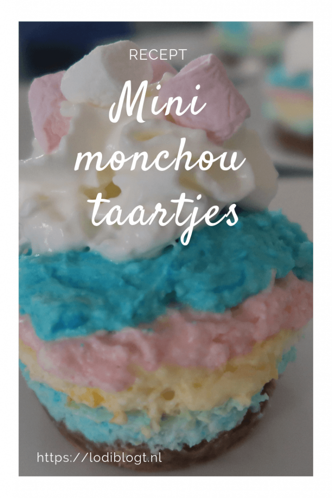 recept Monchou taartjes #tips #ideas