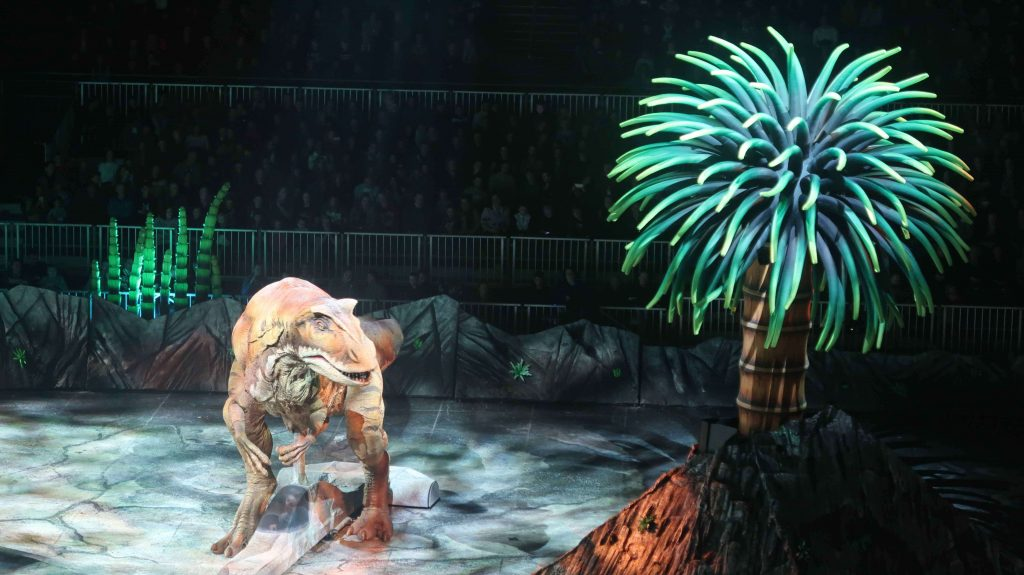 walking with dinosaurs dinosaurussen