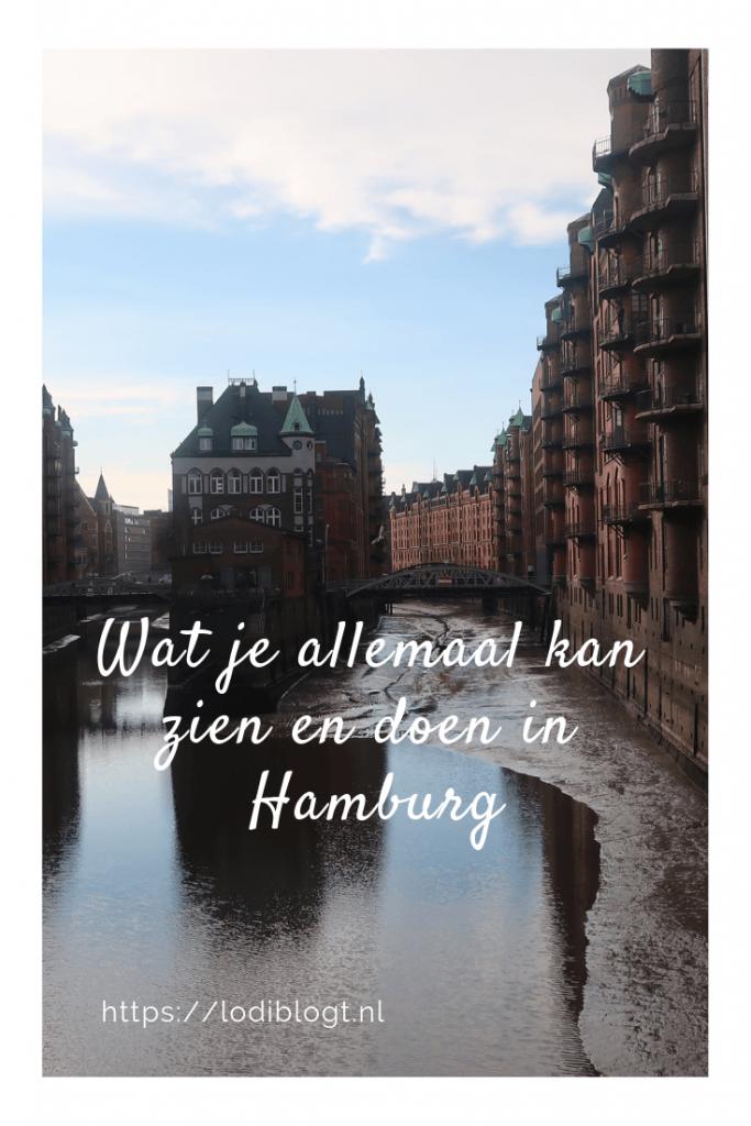 wat je allemaal kan zien en doen in Hamburg #tips #ideas