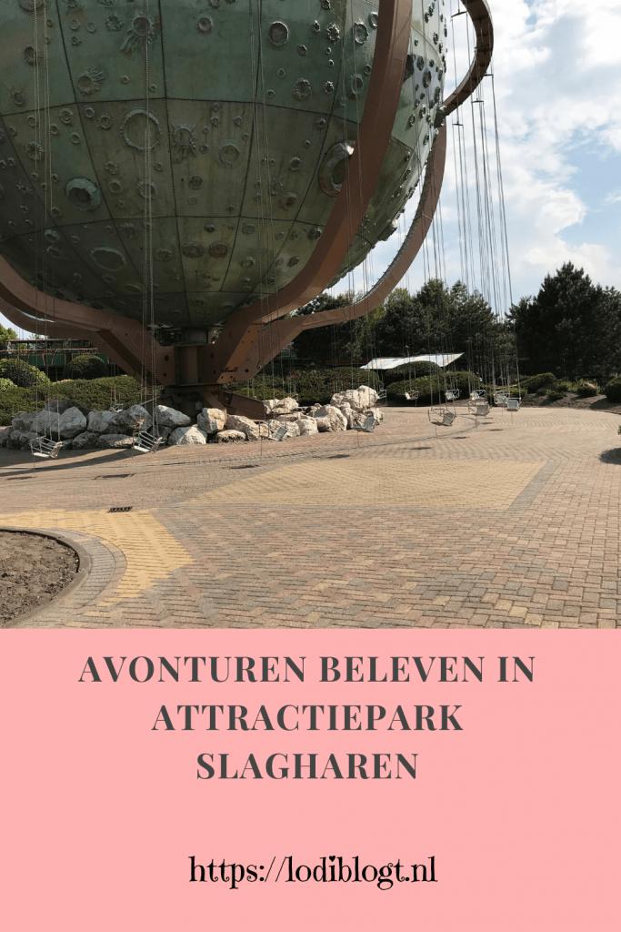 Avonturen beleven in attractiepark Slagharen