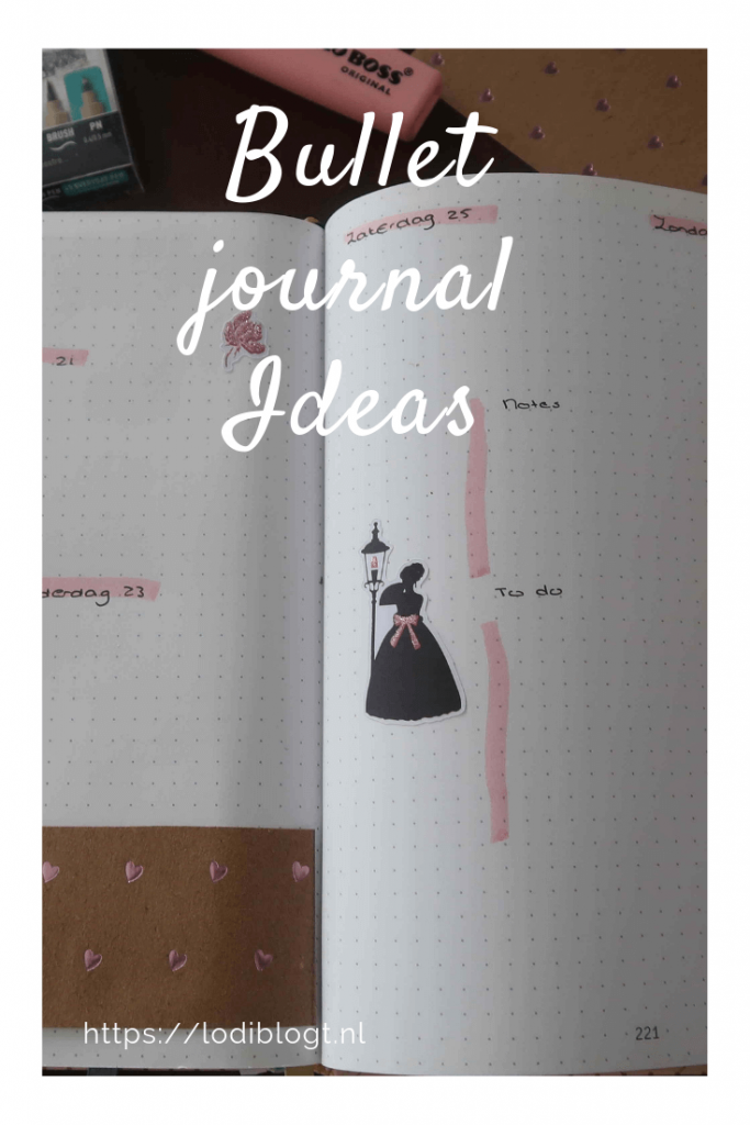 Bullet Journal ideas #tips
