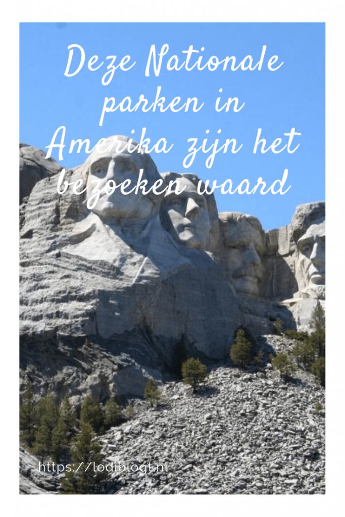 Deze Nationale parken in Amerika zijn het bezoeken waard