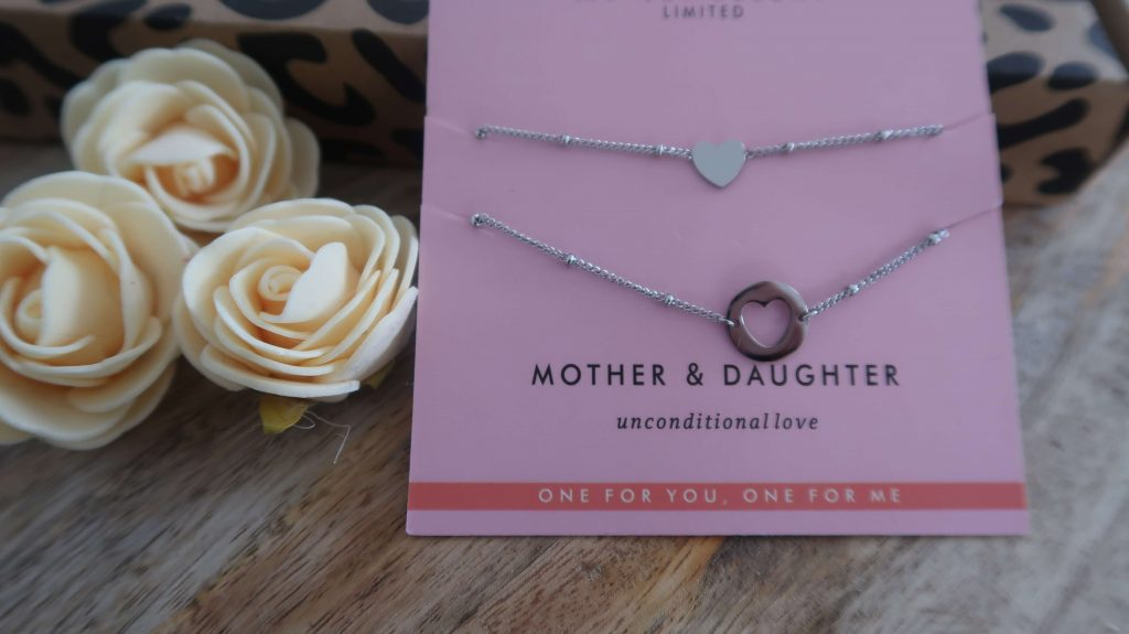 mother & daughter armband