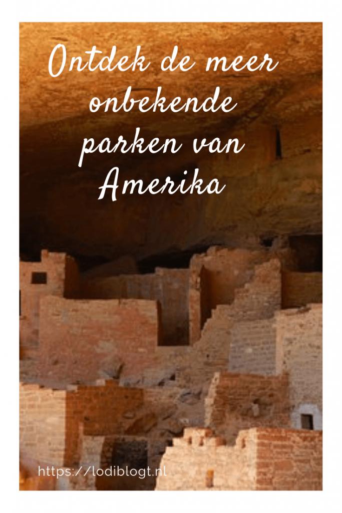 Ontdek de meer onbekende parken van Amerika #tips