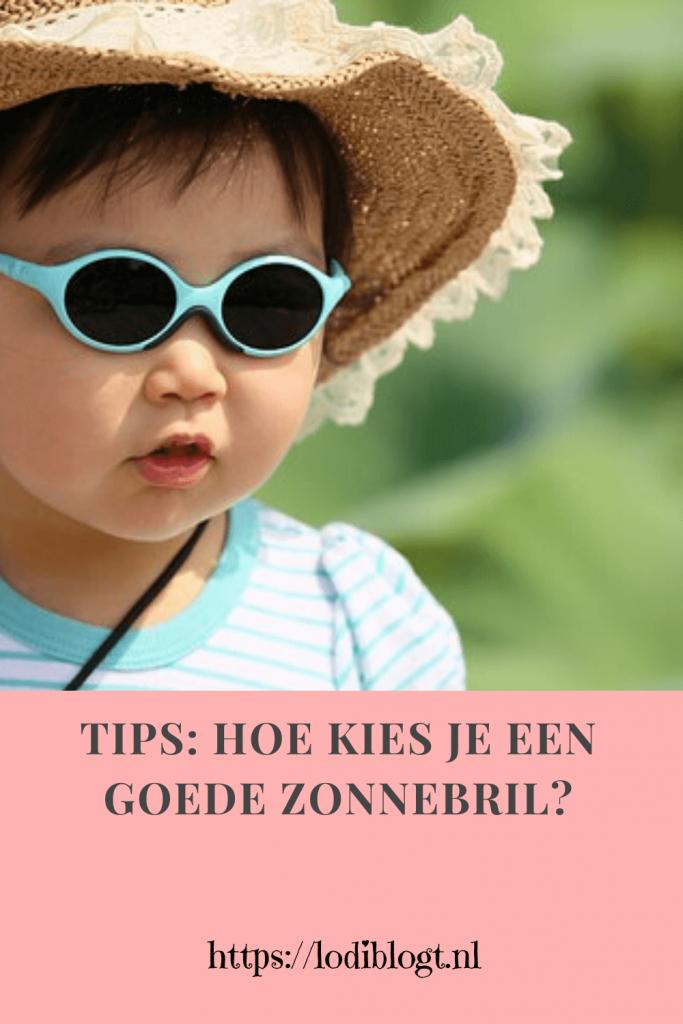 Tips: Hoe kies je een goede zonnebril?