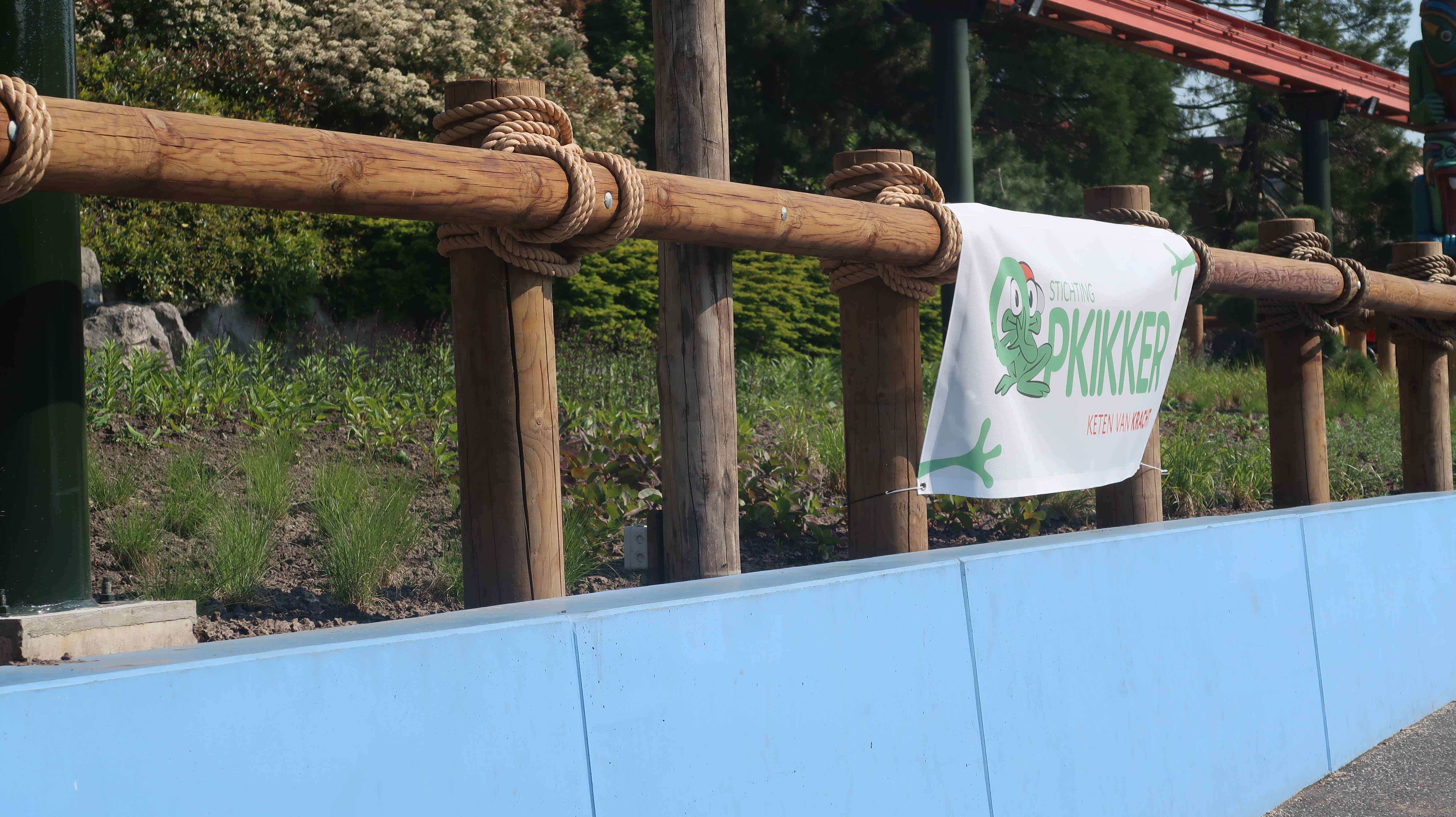 attractiepark slagharen stichting opkikker