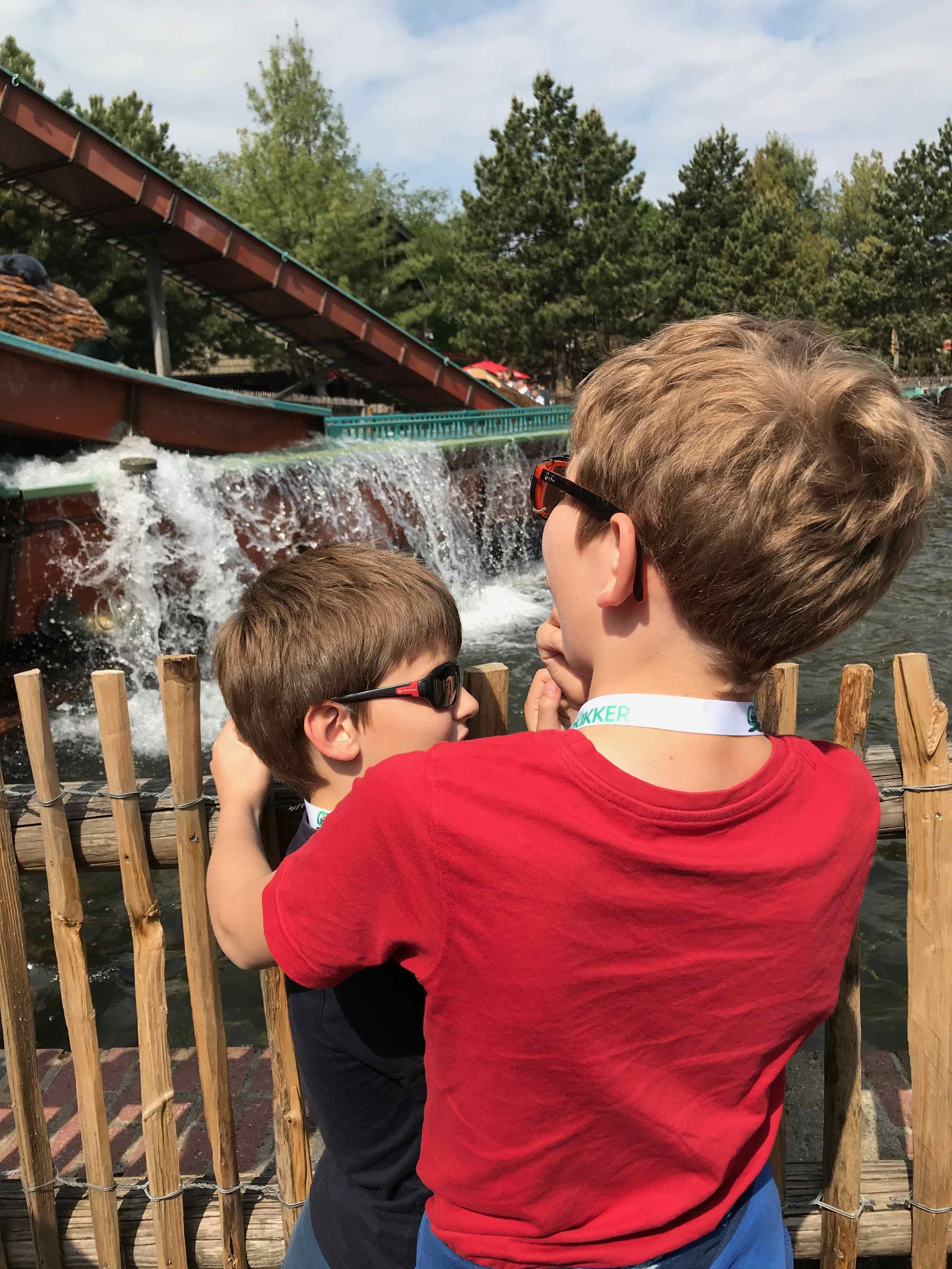 stichting opkikker attractiepark slagharen