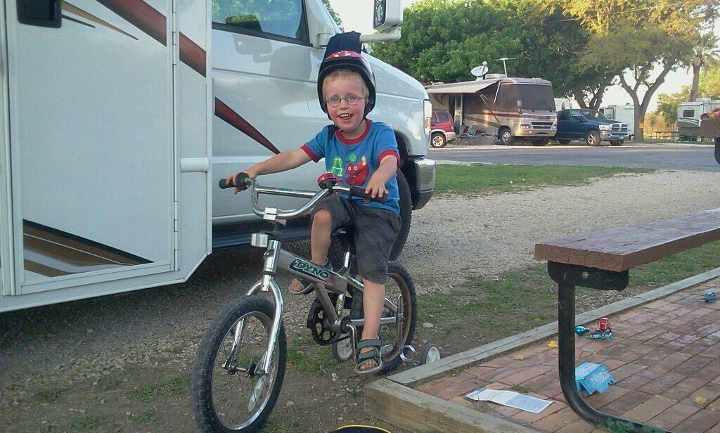 fiets routes elektrische fiets