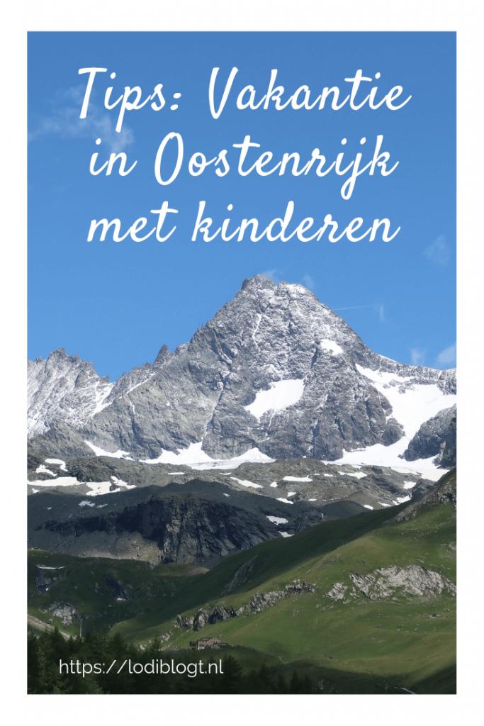 tips: vakantie in Oostenrijk met kinderen