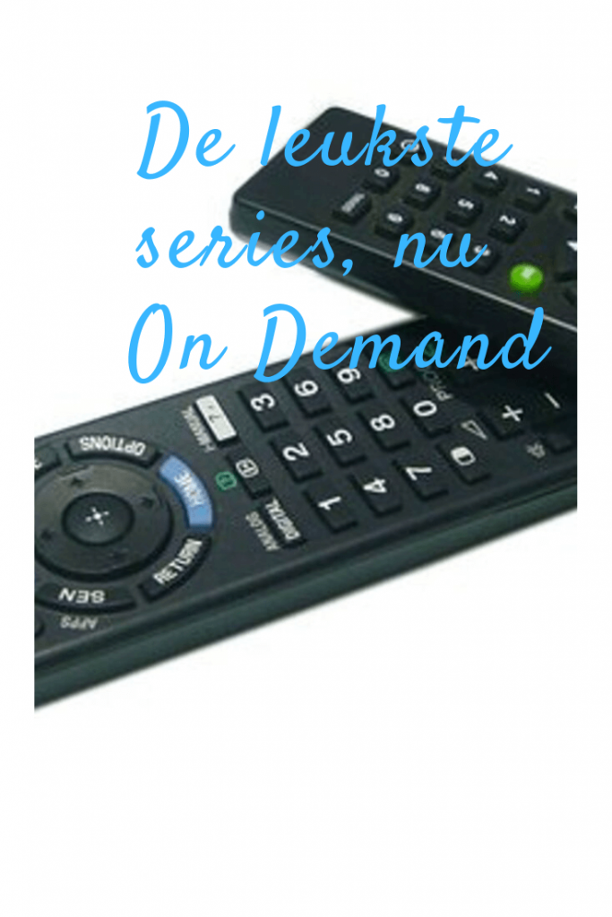 De leukste series, nu op On Demand #tips