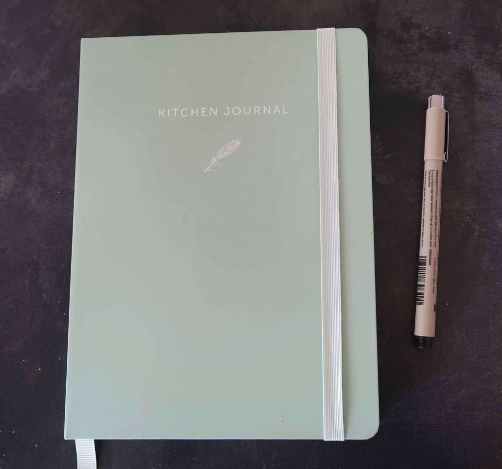 kitchen journal