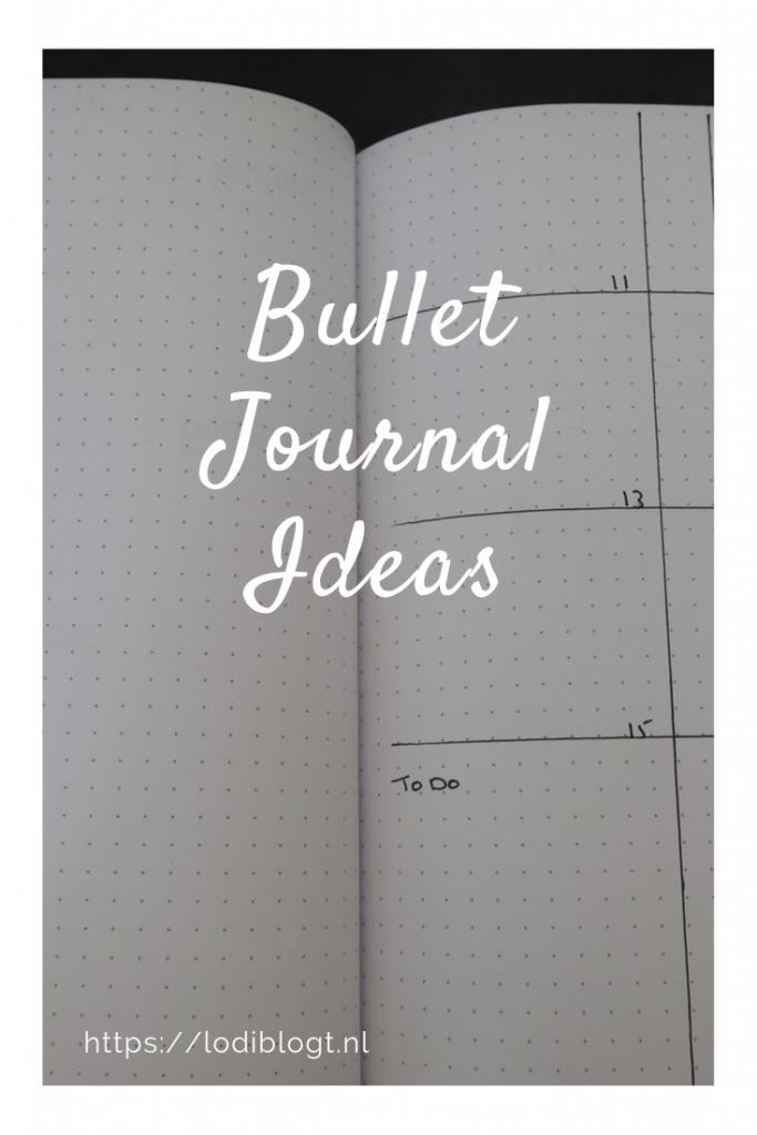 bullet journal ideas #tips