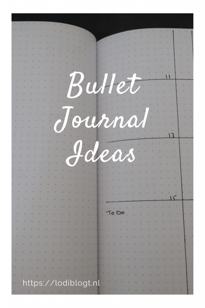 Bullet Journal Ideas November #tips #ideas