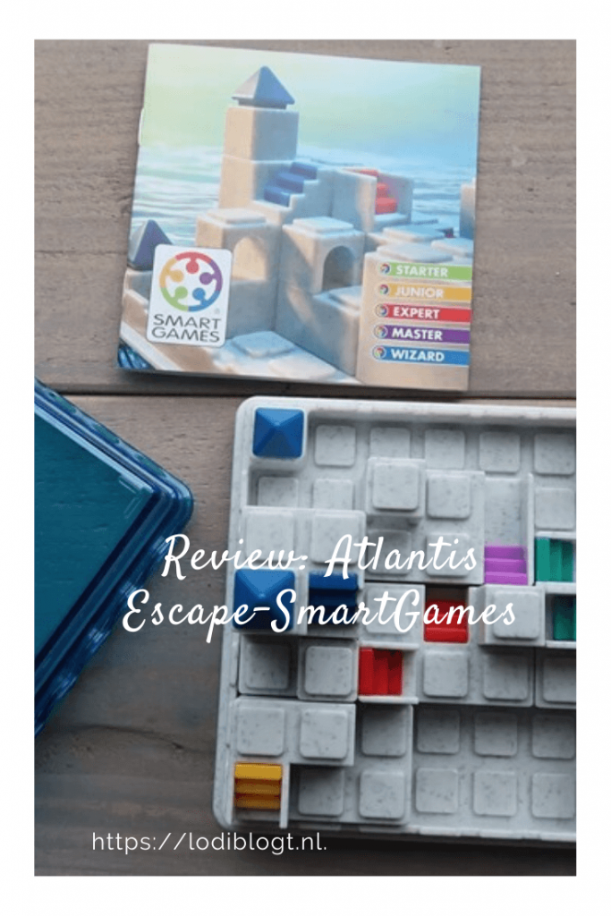 review: Atlantis Escape- SmartGames