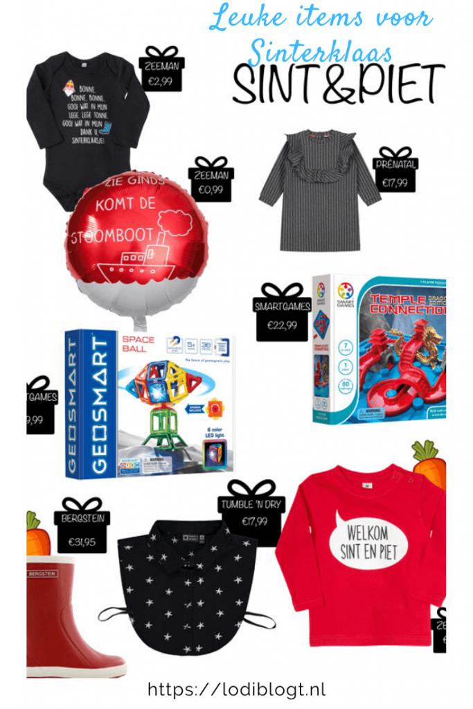 Leuke items voor Sinterklaas #tips