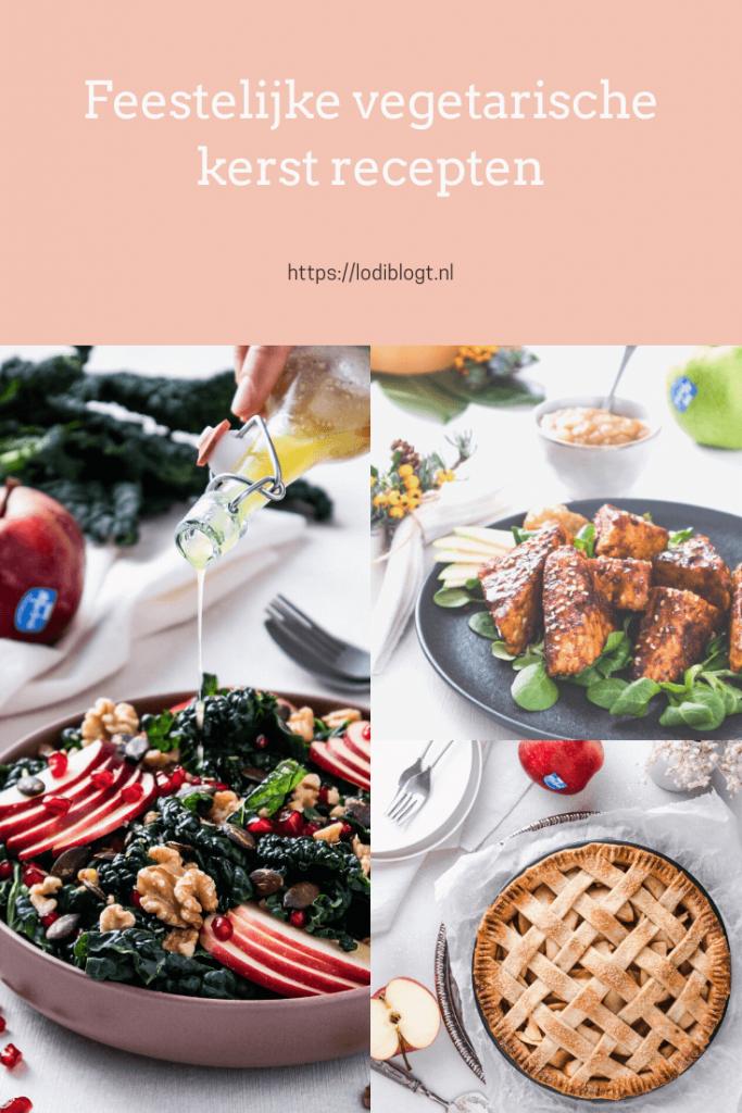 Feestelijke vegetarische kerst recepten #tips