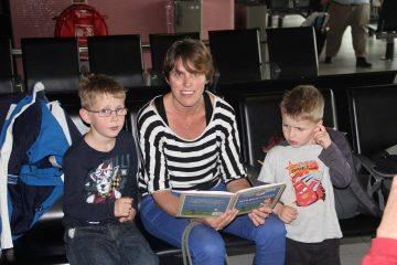 voorlezen aan kinderen is belangrijk