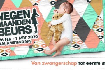 Negenmaandenbeurs 2020- van zwangerschap tot de eerste stapjes