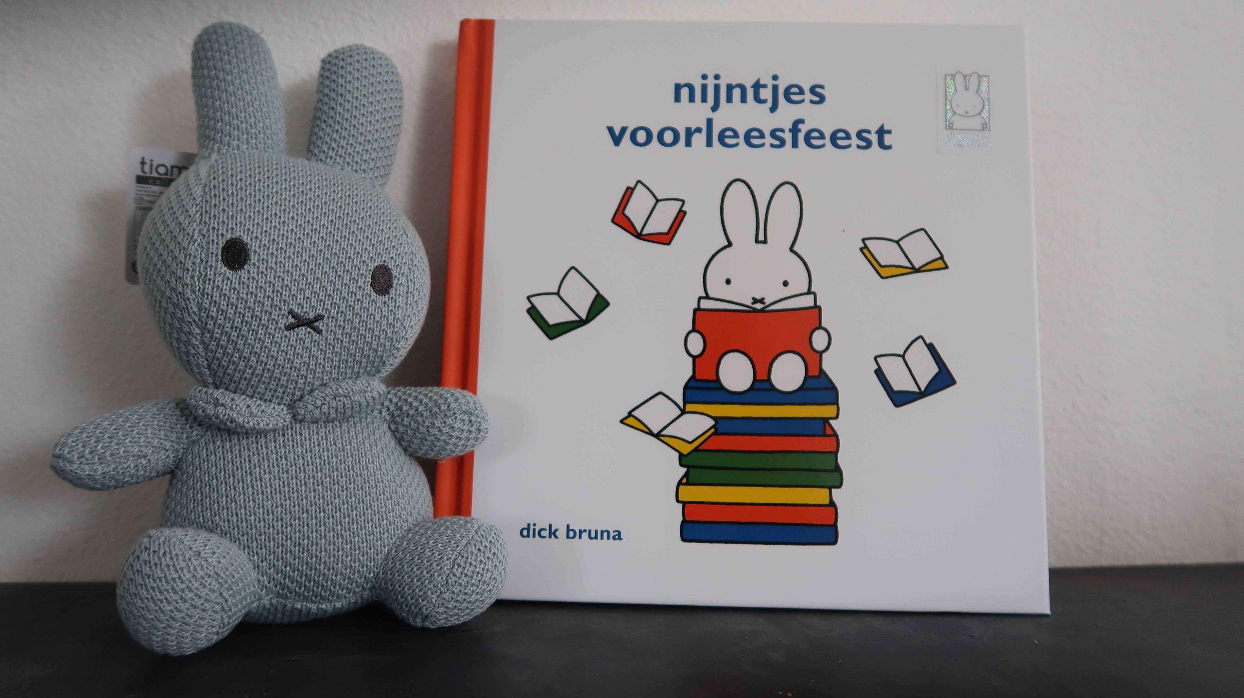 Voor de jongere kinderen- lezen met nijntje