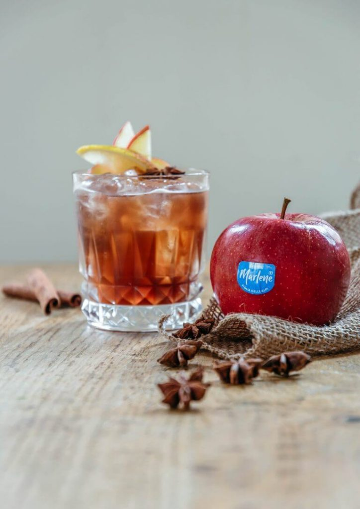 De opmars van de mocktail. Alcoholvrije alternatieven met appel voor thuis