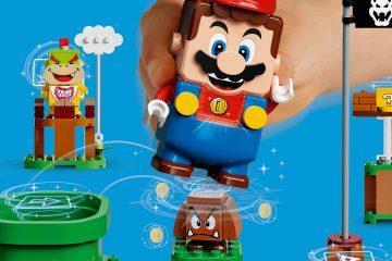 The LEGO Group en Nintendo komen met een unieke samenwerking