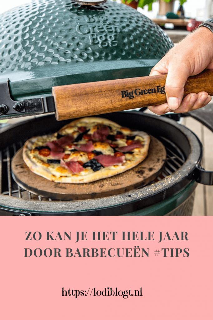 Zo kan je het hele jaar door barbecueën #tips