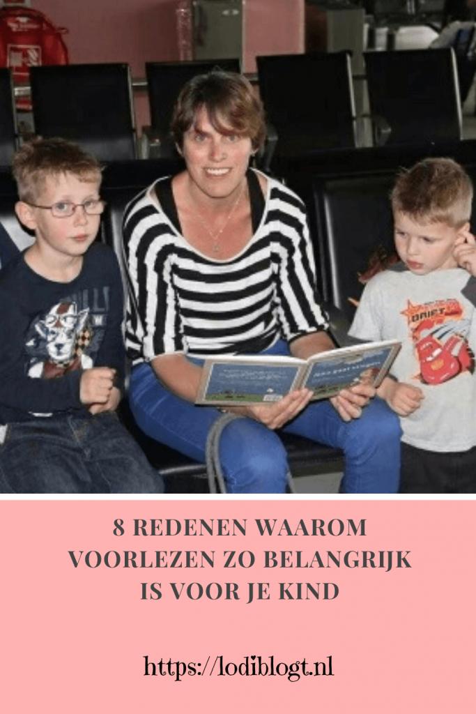 8 redenen waarom voorlezen zo belangrijk is voor je kind