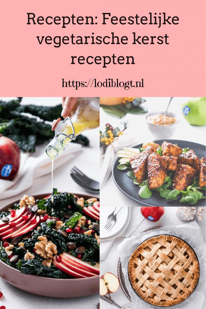 Recepten: Feestelijke vegetarische kerst recepten