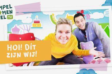 Spelen en ontdekken- SimpelSamenSpel TV voor kinderen van 2-12 jaar