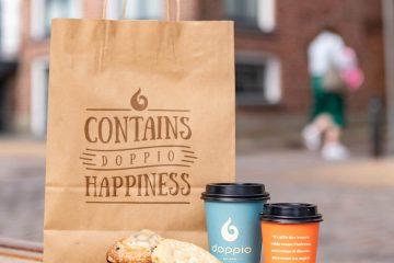 Doppio Espresso is weer open en kiest voor veilige gastvrijheid
